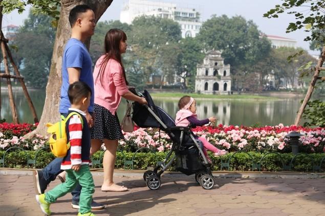 Hà Nội ngày 30 Tết - ảnh 3