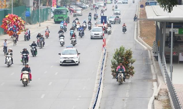 Hà Nội ngày 30 Tết - ảnh 6