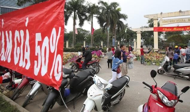 Hà Nội ngày 30 Tết - ảnh 8