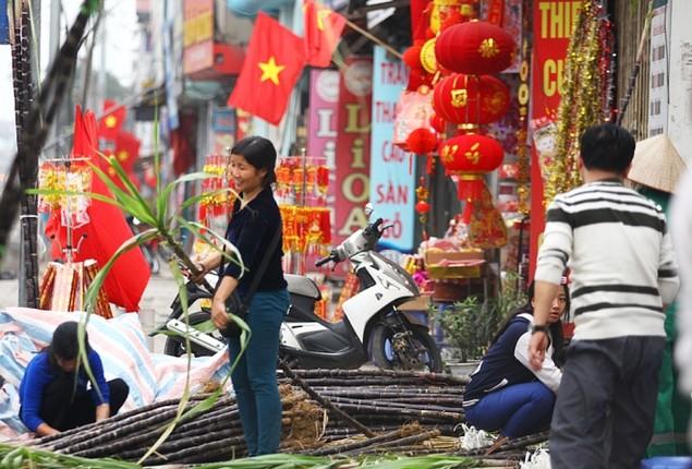 Hà Nội ngày 30 Tết - ảnh 9
