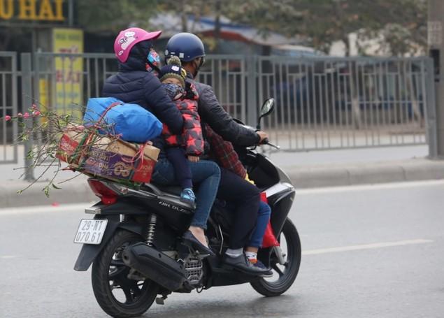 Hà Nội ngày 30 Tết - ảnh 10