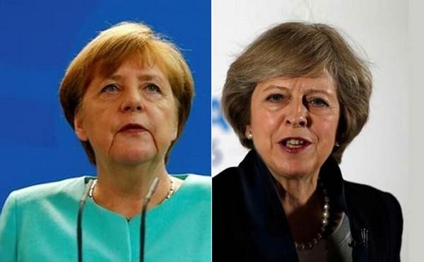 Đức, Anh chỉ trích sắc lệnh cấm người Hồi giáo của Trump - ảnh 1