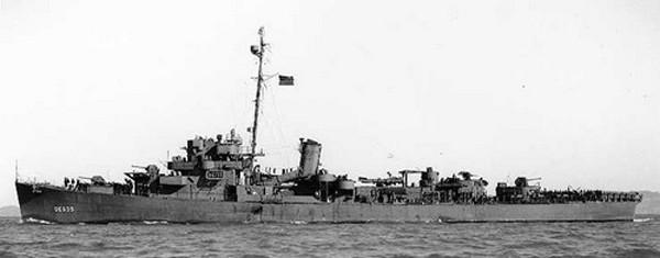 Chiến hạm đánh chìm nhiều tàu ngầm nhất trong lịch sử - ảnh 1