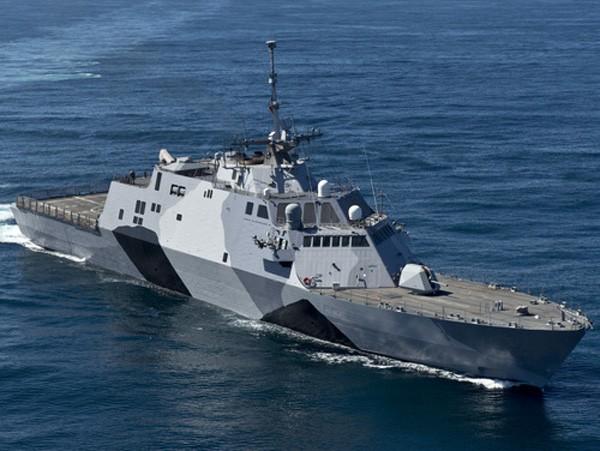 Mỹ muốn thêm nanh vuốt cho tàu chiến đấu ven biển - ảnh 1