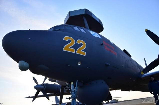 Bộ đôi máy bay 'sát thủ tàu ngầm' mới của Nga - ảnh 8