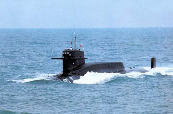Chiếc tàu ngầm hạt nhân thảm họa của Trung Quốc - ảnh 1