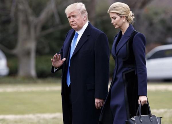Ivanka Trump - Nữ vương không ngai ở Nhà Trắng - ảnh 1