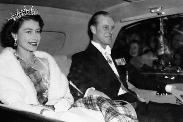 Những khoảnh khắc ấn tượng trong 65 năm trị vì của Nữ hoàng Anh - ảnh 2
