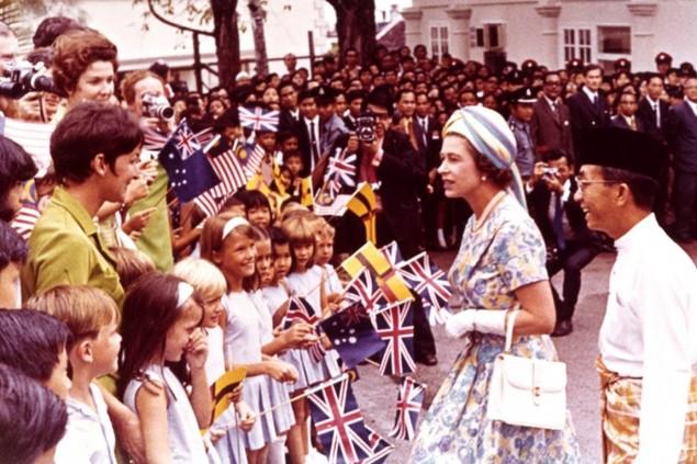 Những khoảnh khắc ấn tượng trong 65 năm trị vì của Nữ hoàng Anh - ảnh 9