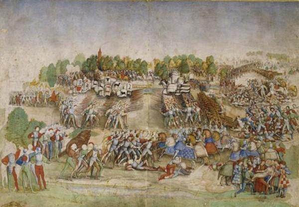 Trận đánh đẫm máu khiến Thụy Sĩ không tham chiến suốt 500 năm - ảnh 2