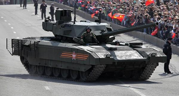 Nga sản xuất hàng loạt siêu tăng Armata từ năm sau - ảnh 1