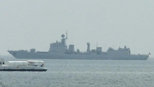 Trung Quốc đưa tàu gắn tên lửa siêu thanh trở lại hạm đội Nam Hải - ảnh 1