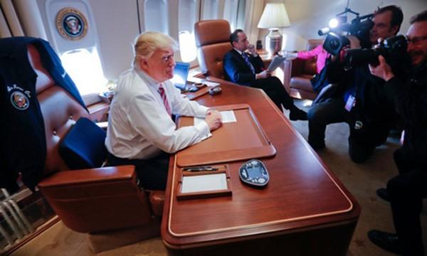 Những thế lực ngầm có thể ngáng chân Donald Trump - ảnh 1