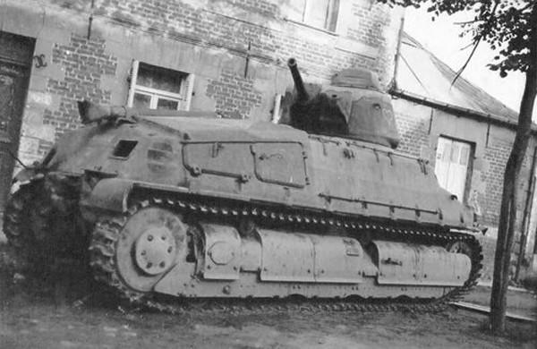 Chiếc xe tăng uy lực không cứu nổi nước Pháp trong Thế chiến II - ảnh 1