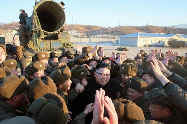 Tham vọng hạt nhân của Triều Tiên làm dậy sóng thế giới - ảnh 3