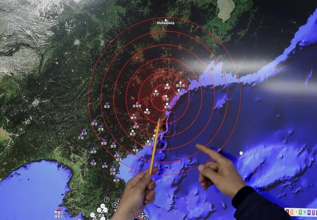 Tham vọng hạt nhân của Triều Tiên làm dậy sóng thế giới - ảnh 7