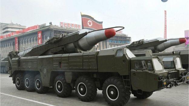 Tham vọng hạt nhân của Triều Tiên làm dậy sóng thế giới - ảnh 15