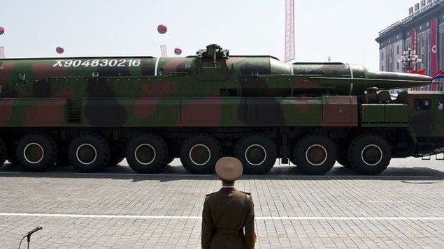Tham vọng hạt nhân của Triều Tiên làm dậy sóng thế giới - ảnh 16