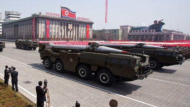 Tham vọng hạt nhân của Triều Tiên làm dậy sóng thế giới - ảnh 17