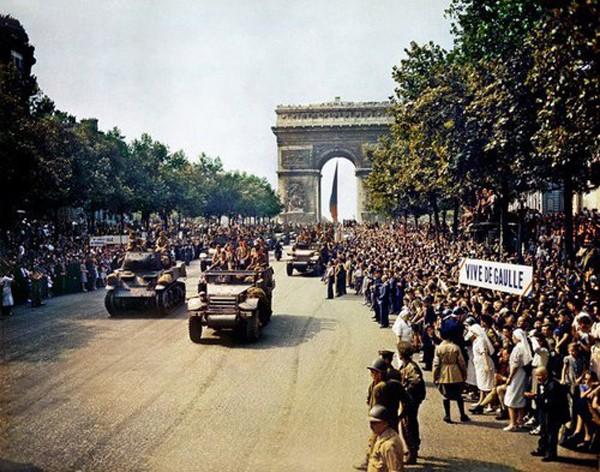 Tướng Đức kháng lệnh Hitler, cứu Paris khỏi bị hủy diệt - ảnh 1