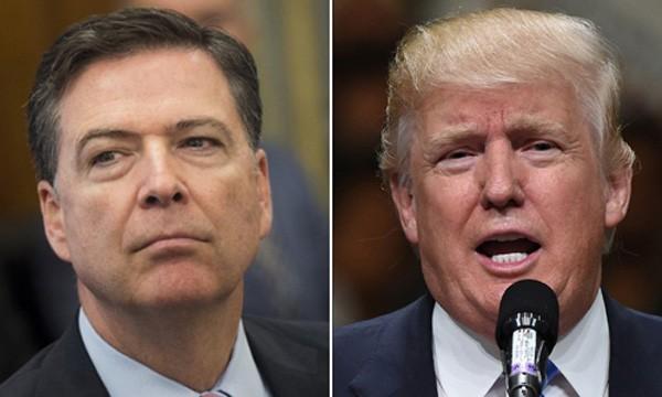Cuộc chiến ngầm giữa Trump và ông trùm FBI - ảnh 1