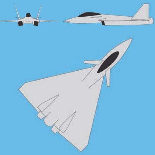 Tập đoàn Nga phát triển tiêm kích tàng hình thay thế MiG-35 - ảnh 1