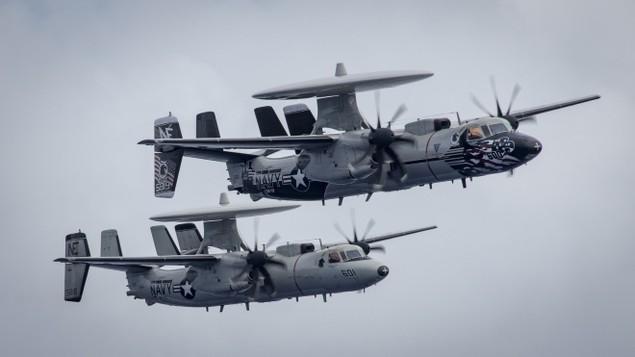 Sức mạnh cụm tàu sân bay chiến đấu Mỹ đang tuần tra Biển Đông - ảnh 5