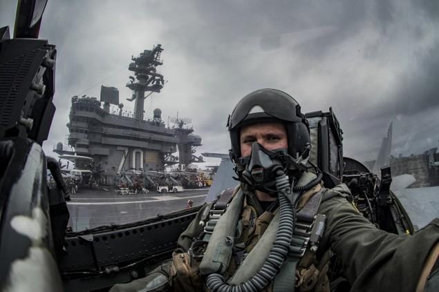 Sức mạnh cụm tàu sân bay chiến đấu Mỹ đang tuần tra Biển Đông - ảnh 7