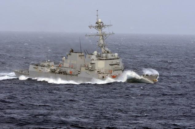 Sức mạnh cụm tàu sân bay chiến đấu Mỹ đang tuần tra Biển Đông - ảnh 9