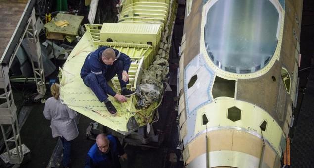 Bên trong trung tâm thử nghiệm tiêm kích tàng hình T-50 Nga - ảnh 2