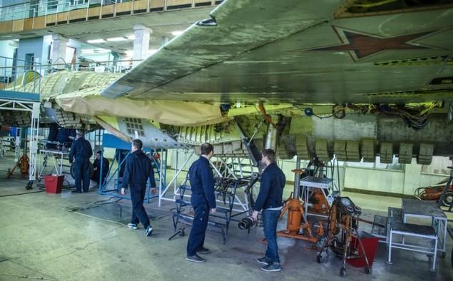 Bên trong trung tâm thử nghiệm tiêm kích tàng hình T-50 Nga - ảnh 4