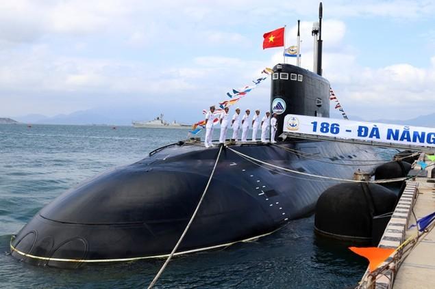 Tên lửa hành trình Klub-S uy lực trên tàu ngầm Kilo - ảnh 1