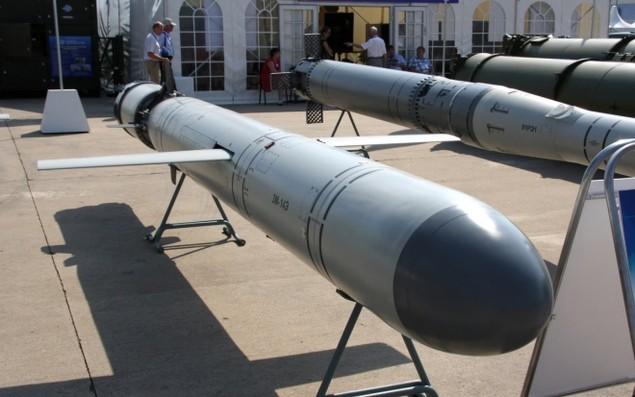 Tên lửa hành trình Klub-S uy lực trên tàu ngầm Kilo - ảnh 7