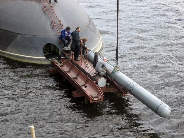 Tên lửa hành trình Klub-S uy lực trên tàu ngầm Kilo - ảnh 11