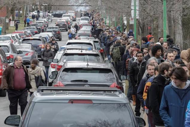 Toàn cảnh nước Pháp trong ngày bỏ phiếu bầu tổng thống - ảnh 1