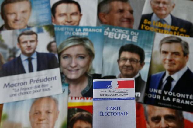 Toàn cảnh nước Pháp trong ngày bỏ phiếu bầu tổng thống - ảnh 3