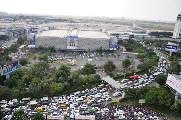 """Cần 19.000 tỷ đồng để """"giải cứu"""" sân bay Tân Sơn Nhất - ảnh 1"""