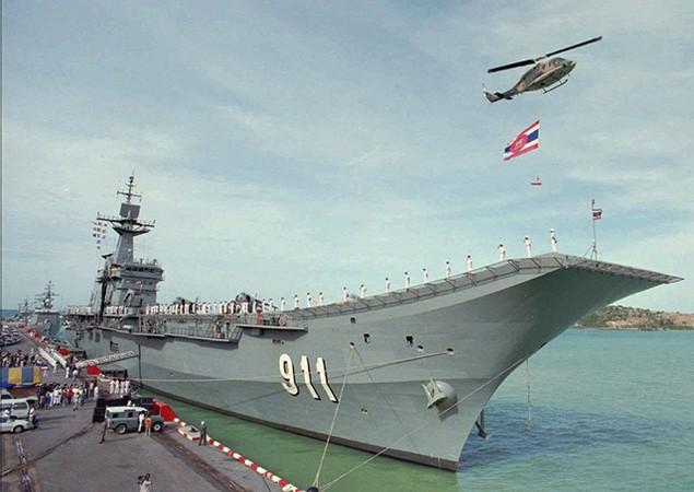 Những tàu sân bay mạnh nhất của hải quân các nước - ảnh 8