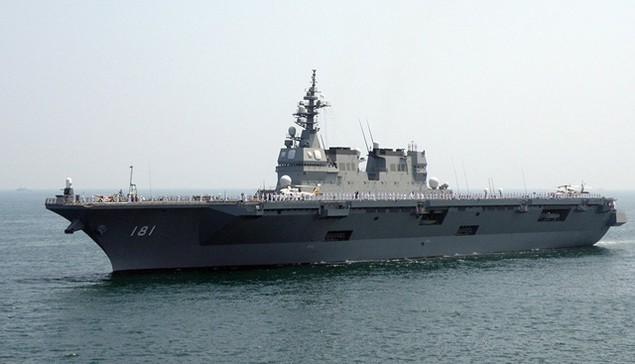 Những tàu sân bay mạnh nhất của hải quân các nước - ảnh 10
