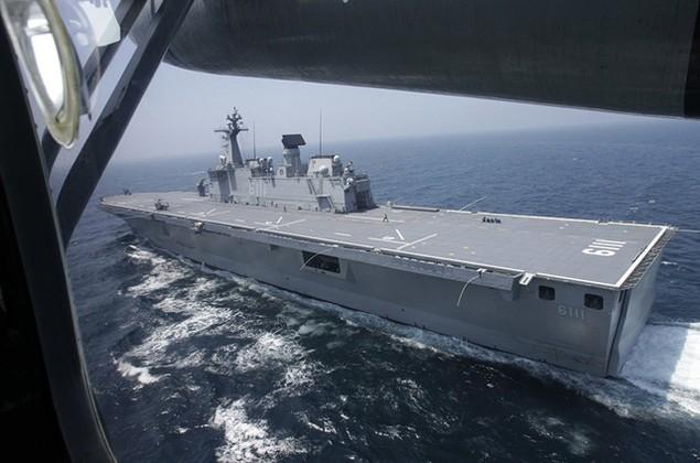 Những tàu sân bay mạnh nhất của hải quân các nước - ảnh 11