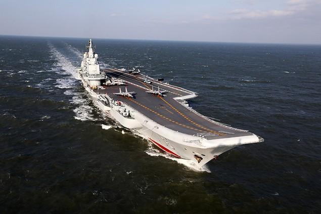 Những tàu sân bay mạnh nhất của hải quân các nước - ảnh 13