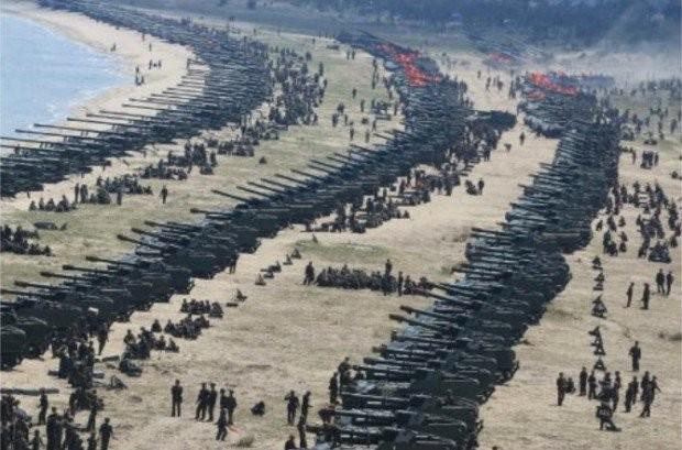Bán đảo Triều Tiên đang bên bờ vực chiến tranh? - ảnh 1