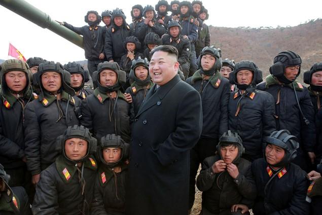 Bán đảo Triều Tiên đang bên bờ vực chiến tranh? - ảnh 3