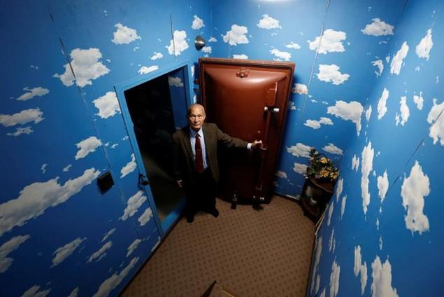 Bên trong hầm tránh bom hạt nhân ở Nhật Bản - ảnh 5