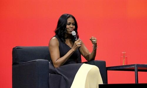 Tranh cãi xung quanh bài phát biểu 400.000 USD của Obama - ảnh 1