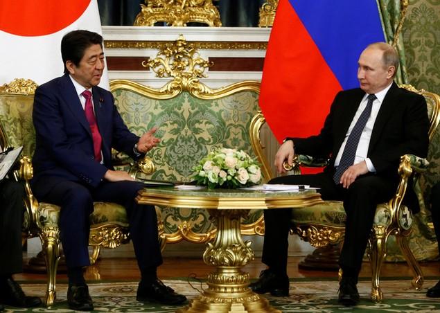 Lãnh đạo Nga - Nhật tìm kiếm cơ hội hợp tác tại đảo tranh chấp - ảnh 2