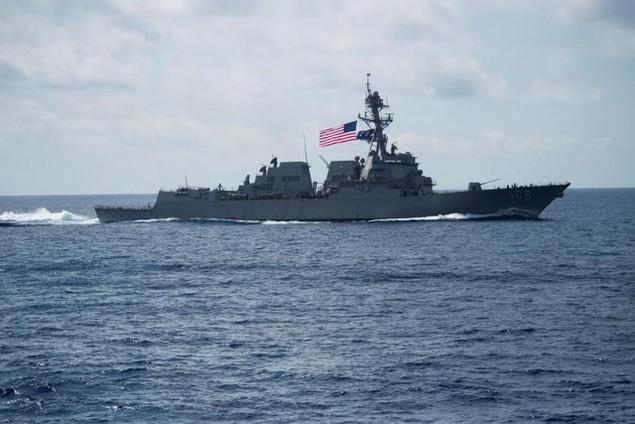 Cận cảnh tàu sân bay Mỹ trên đường tới bán đảo Triều Tiên - ảnh 11