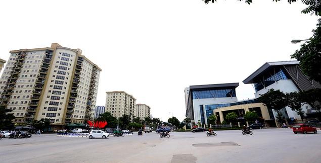 Thông xe tuyến đường 1.500 tỷ gần sân Mỹ Đình - ảnh 7