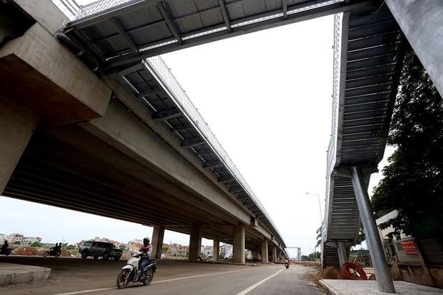 Thông xe tuyến đường 1.500 tỷ gần sân Mỹ Đình - ảnh 8