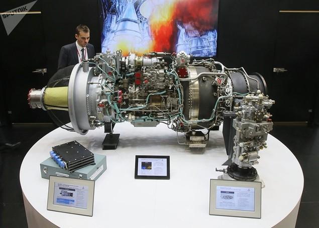 Các thiết bị kỹ thuật được trưng bày tại triển lãm